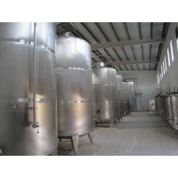 Quality Sanitary Stainless Steel Cooling Jacket Beer Fermentation Tank (ACE-FJG-3B) for sale