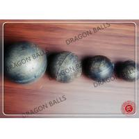 "Quality 1"" 2"" 3"" High Chrome Grinding Media Balls , Cast Iron Grinding Balls for sale"