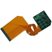 China High performance double sided Flex Rigid Immersion gold PCB on sale