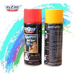 Quality Washable Aerosol Spray Graffiti Spray Paint For Multi Purpose Color Paints for sale