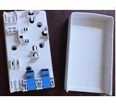 2 Core Wall Mounted Optical Fiber Termination Box (FTP)