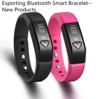 Quality Bluetooth smart bracelet with pedometer, sleep monitoring hot selling for sale