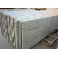 China River White Granite Kitchen Countertops Natural Solid Kitchen Counter Worktops on sale