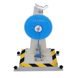 China ISO 180 1992 50kg Pendulum Charpy Impact Test Machine on sale