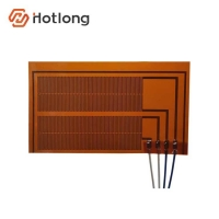 China 1500V 200 Degree Polyimide Film Heater For Food Equipment on sale