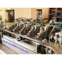 Quality Multi Knife Paper Cup Manufacturing Machine / Paper Straw Making Machine Drinks for sale