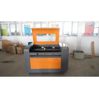 Quality Co2 Laser Wood Engraving Machine Size 500 * 700mm , Rubber Stamp Engraving Machine for sale