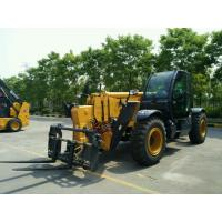 Quality 3 Ton 4 Ton Small Extenda Boom Forklift / XC6-3507 Compact Telehandler Machine for sale