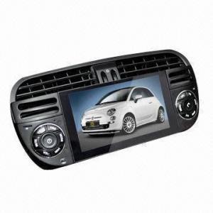 China Auto Radio for Arbarth FIAT 500 on sale
