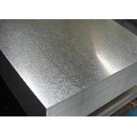Quality Build Roofing Hot Dip Galvanized Steel Sheet Sheet Material Thickness 0.13-0.8mm for sale