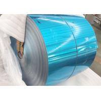 Buy cheap Refrigerator Blue Color Coated Aluminum Coil Roll Standard Export Packaging from wholesalers