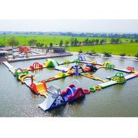 Quality Inflatable Floating Water Park for sale