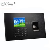 Quality Fingerprint Biometric Time Attendance Machine Time Clock Recorder RFID Card for sale