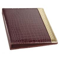 China Binders with company logo ring binder file pocket service guide directory folder on sale