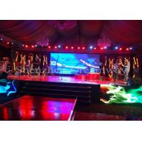 China P2 Stage Indoor Led Full Color Display 1000 Nits Die Casting Aluminum Panel on sale