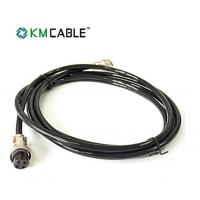 Quality DC 1000V Industrial Wire Harness Fine 6 Pins Copper Wire PVC Insulation for sale