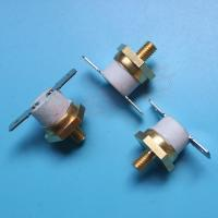 Buy KSD301 250V/10A16A Bimetal Snap Action Thermostat at wholesale prices