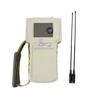 Quality 2 Antennas 315mhz 433mhz Handheld Car Remote Signal Jammer Up To 100m Distance for sale