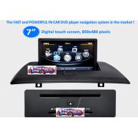 "Quality 7"" Car DVD Player GPS Navigator Stereo Multimedia Bluetooth 1080P Video for B-M-W X3 E83 for sale"