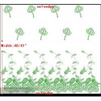 China TC VOILE EMBROIDERY on sale