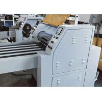 China Easy Operation Paper Roll Lamination Machine With Elactrical Heating System on sale