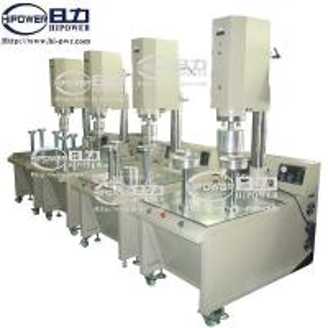 Quality ultrasonic cylinder bottom welding machine for sale