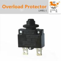 Quality Lema over current protection thermal overload protector switch LMB1-I for sale