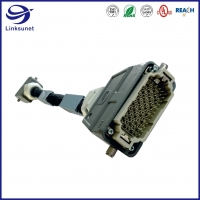 Quality Heavy Duty Wire Harness with Han DD Heavy Duty Modules Connector for sale