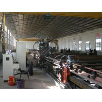 China CNC angle punching, shearing and marking line JNC2024 Plus, 45x45x3~200x200x24mm wholesale
