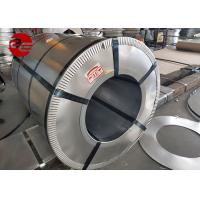 Quality SGCC CRC Galvalume Steel Coil Zinc GI Sheet Roll 0.12mm-2.0mm Thickness for sale