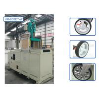 Quality Vertical PVC Injection Moulding Machine With 2 Stations CE Certificate for sale