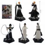 Quality Bleach Action Figures,Anime figure for sale