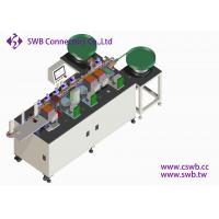 China Wire to board 2.0 Z type Connector Assembly Machine AC220V 50Hz wholesale