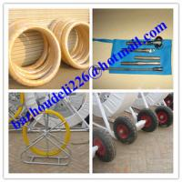 Quality frp duct rodder,FISH TAPE,CONDUIT SNAKES,Tracing Duct Rods for sale