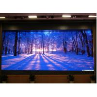 Quality P7.62 Inside IE Stage Rental LED Display Colorful Screen 1 / 16 Scanning Driving Method for sale