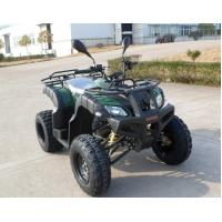 Quality Two Seat ATV Quad Bike Double Feet Pedal With 2OOCC Water Cooled Engine for sale