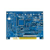 Quality Rigid HASL PCB Prototype 4 Layer  Prototype Circuit Board Highly Automotive for sale