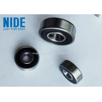 Quality Machinery Pump Steel 608/6201rs Deep Groove Ball Bearings for sale