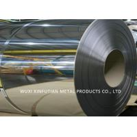 China BA Finsh Cold Rolled Stainless Steel Coil Corrosion Resistance on sale