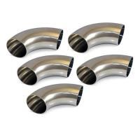 Buy cheap Long Radius Butt Weld Pipe Fittings 1 Inch SCH40s AlloyB-3 90 Degree from wholesalers
