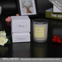 Quality Soy Wax Non Toxic Scented Candles for sale
