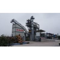 220T Finished Bin Hot Mix Asphalt Plant Frequency Converting Control Energy Saving Feature