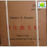 Quality Poultry Feed Additives Off White Vitamin E Powder CAS 7695-91-2 SV-E98FE for sale