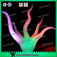 Quality Club Event Decoration Inflatable Arch Attractive With LED Changing Light for sale