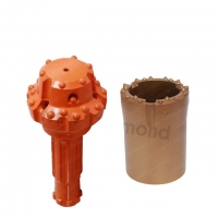 Quality ND45A Hole Opener Bit Drilling Tool For Drifting And Tunneling Machine for sale