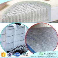 Quality 2018 popular good product for  100%pp/polypropylene non-woven fabric Furniture,Mattress,Sofa,Bedding,Upholstery for sale