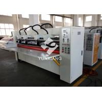 Quality Offline Thin Blade Slitter Scorer Machine With Manual Type Paper Feeder for sale