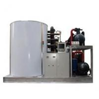 China 8Ton Industrial type Flake ice machine for Fishery Cooling Use on sale