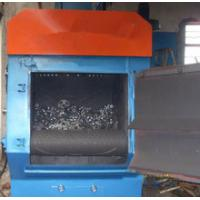Quality Crawler Tumble Shot Blasting Machine Compact Structure With BE Type Splitter for sale