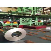 China Dx51D Galvanized Steel Coil 0.10*1000 Mm 16~30% Elongation Thin Plate on sale